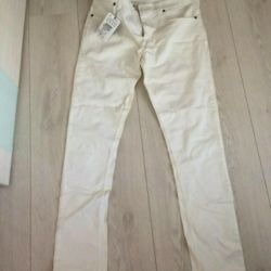Men's new trousers