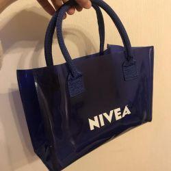 Μεγάλη τσάντα καλλυντικών τσαντών