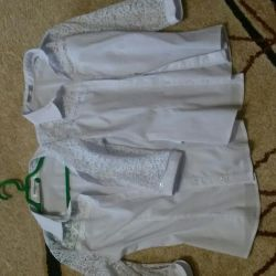 As a new school blouse 12-13 years