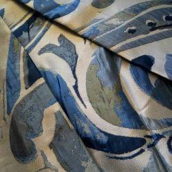 Kumaş örtü iki taraflı dikiş dekoru