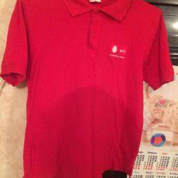 Polo shirt working MTS