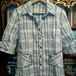 Рубашка женская р.54