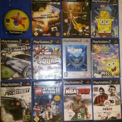 Play Station 2 games license at once!