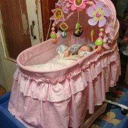 Razvayka toy for stroller and cradle