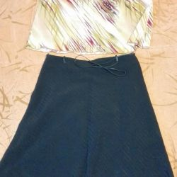 Summer skirts 2 pcs.