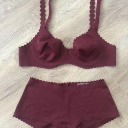 DIM BODY Touch underwear set
