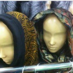 Hood eight (velvet)