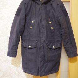 Jacket warmed VS RF
