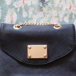 Γυναικεία τσάντα σε μια αλυσίδα. !!! Κανονισμένη. !!!