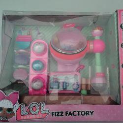 LOL Surprise Fizz Factory, LOL Fizz Factory