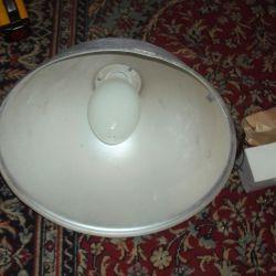 Lamp dome E40 DRL