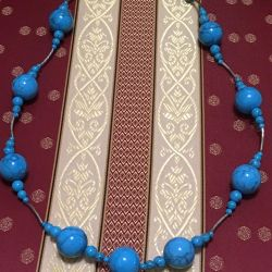 Beads from natural stones