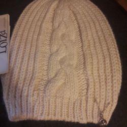 Yeni şapka Patrizia Pepe orijinal İtalya