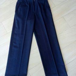 Wool trousers RENE LEZARD, Germany New