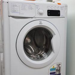 Indesit πλυντήριο, εγγύηση, παράδοση