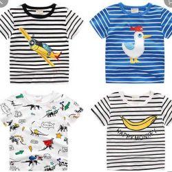 T-shirt pentru copii nou în stoc 👆☘️