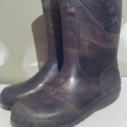 Rubber boots 35р.