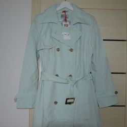 New raincoat r.44