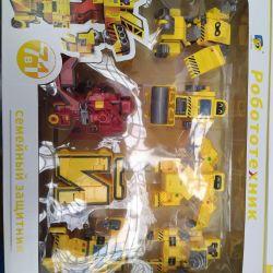 Set of figures-transformers Robotekhnik7v1