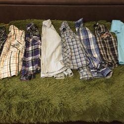 Markalı gömlek paketi