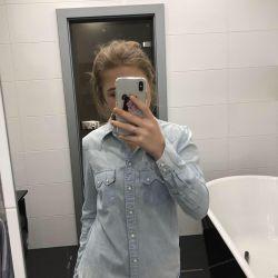 Рубашка Levi's женская