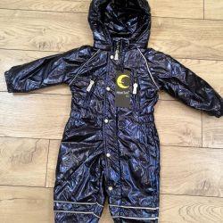 New cool demi-season jumpsuit