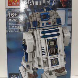 Σχεδιαστής Star Wars R2D2 Robot