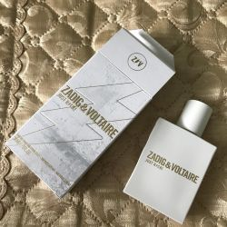 Zadig & Voltaire, new fragrance, bought in Latual