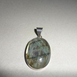 Argint 925, Labrador, Agate, Rhodonită