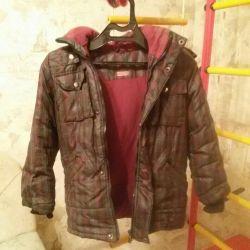 Down jacket 122