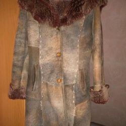 Sheepskin coat 46-48