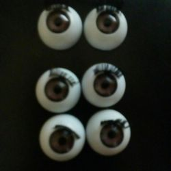 Eyes for toys