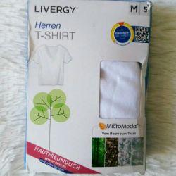 New men's T-shirt