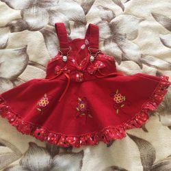Dress for a girl
