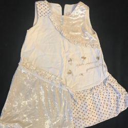 Φόρεμα και μπλούζα