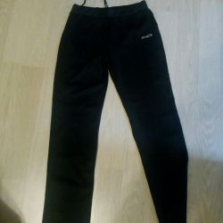 Pantaloni sport calde