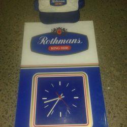 Часы Rotmans и бейсболка и др