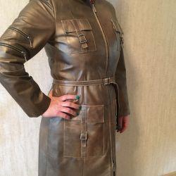 Cloak of Leather