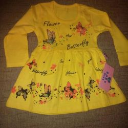 New dress for 9_12 months