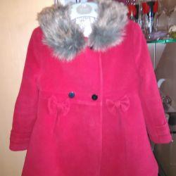 3-4 year old coat