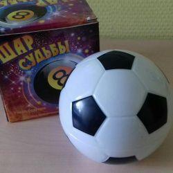 F Kader Topu, yeni! ⚽