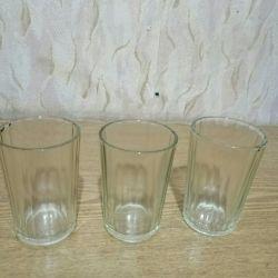 Грановані склянки 150 мл., СРСР.