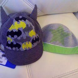 New hats at 46-47