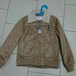 Jacket for a boy