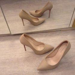 Bej ayakkabılar, 36 beden