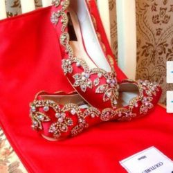 Love Moschino New Scarlet Shoes