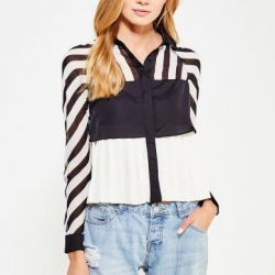 Stylish blouse Lost Ink