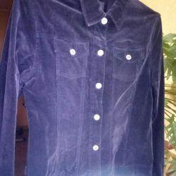 Corduroy type of jeans