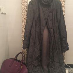 Дизайнерское пальто 44-46