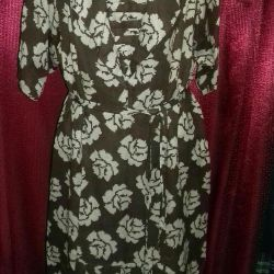 Dresses are vintage, 48-52 size